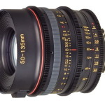 Tokina Cinema AT-X 50-135mm T3.0 Lens Officially Announced