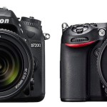 Nikon D7200 vs D7100 Specifications Comparison