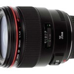 Canon EF 35mm f/1.4L II and EF-M 15-45mm IS STM Coming