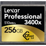 Lexar Professional 3400x CFast 2.0 Card Now Available