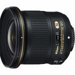 Nikon AF-S NIKKOR 20mm f/1.8G ED Lens Test Results