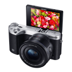 Samsung NX500 Mirrorless Camera in Stock and Shipping