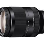 Sony FE 24-240mm f/3.5-6.3 OSS Lens Officially Announced
