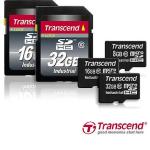 Transcend Releases Industrial-Grade Wide-Temperature SDHC/microSDHC Cards