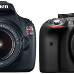 Canon 1200D vs Nikon D3300 Comparison