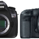 Canon EOS 5DS vs 5D Mark III Comparison