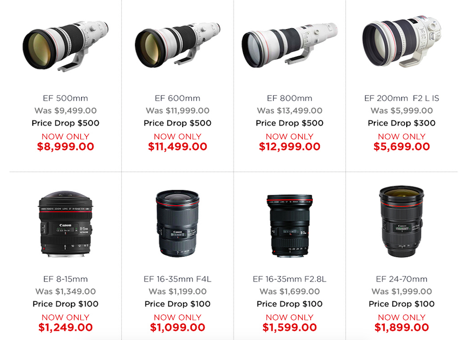 canon-usa-drops-prices-on-select-l-lenses