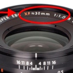 Fujifilm 30mm f/1 Lens Rumored To Be in the Works