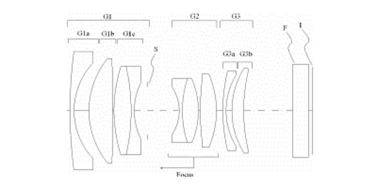 sigma-25mm-f1.2-patent