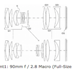 Tamron Patent for FE 90mm f/2.8 Macro Lens for Sony E-mount