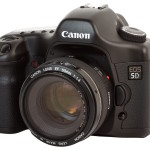 Canon Product Advisory on Original EOS-5D Camera