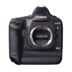 Canon 1D X Mark II Rumored To Feature 25MP Canon Sensor