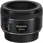 Canon EF 50mm f/1.8 STM Lens Officially Announced