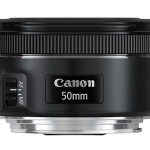 Canon EF 50mm f/1.8 STM Lens Image and Specs Leaked