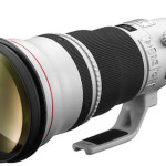 Canon Working on a New Slower Super Telephoto Lens
