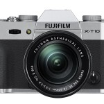 Fujifilm X-T10 Mirrorless Camera Officially Announced