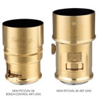 Lomography Launches Petzval 58 Bokeh Control Art lens