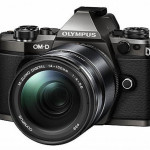 First Image of Olympus E-M5 Mark II Limited Edition Titanium Camera