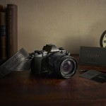 Olympus Announces Titanium OM-D E-M5 II Limited Camera