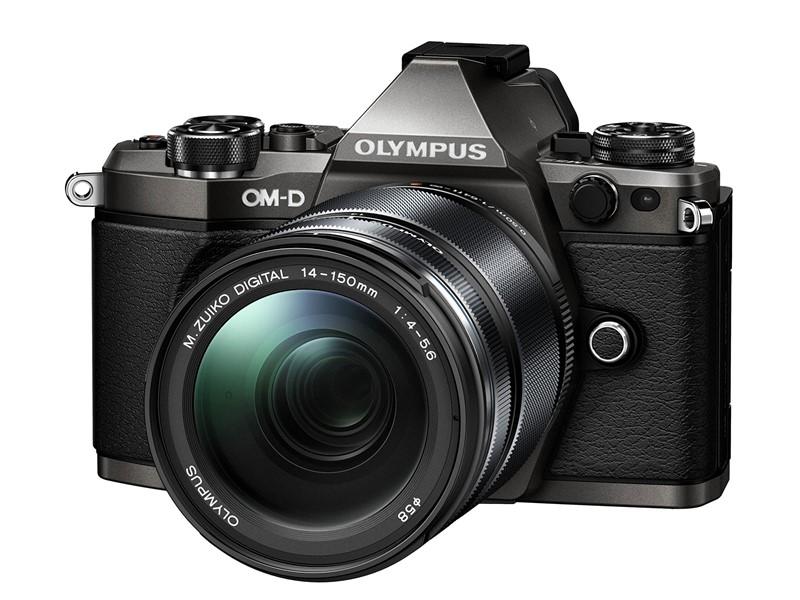 olympus-titanium-om-d-e-m5-ii-limited-camera-front