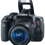 Canon EOS Rebel T6i Gets Silver Award from Dpreview