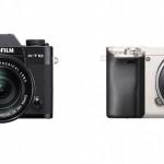Fujifilm X-T10 vs Sony A6000 Comparison