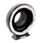 Metabones Announces Speed Booster XL 0.64x for Panasonic GH4