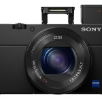Sony RX100 IV Compact Camera with 4K Video Announced