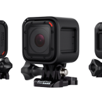 GoPro HERO4 Session Waterproof Action Camera Announced