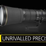 Nikon 600mm f/4E FL ED VR vs 600mm f/4G ED VR Comparison