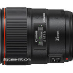 Canon EF 35mm f/1.4L II Lens Specs and Images Leaked