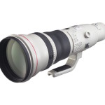 Canon EF 800mm f/5.6 DO IS Lens In Development