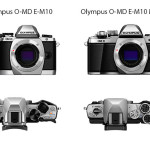 Olympus E-M10II vs E-M10 vs E-M5II Specifications Comparison