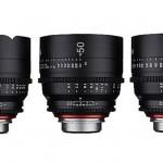 Rokinon Announces XEEN Professional Video-Cinema Lenses
