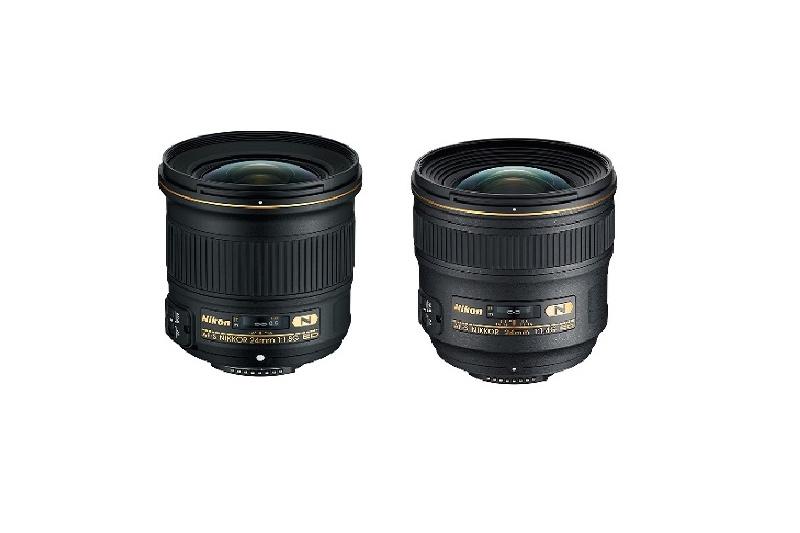 Nikon-24mm-f1.8G-ED-vs-24mm-f1.4G-ED-Specs-Comparison