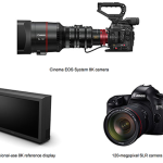 Canon Announces The Development of a New 8K Camcorder and 120 Megapixel Full-Frame Camera
