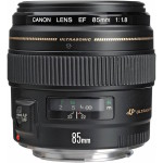 Canon EF 85mm f/1.8 IS and EF-S 22mm f/2 STM Lenses Rumored for 2016