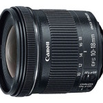 Canon Patent for EF-S 9-20mm f/4.5-5.6 Lens for APS-C DSLRs