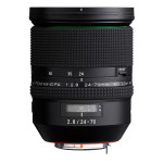 Ricoh Announces HD PENTAX-D FA 24-70mm F2.8 ED SDM WR Lens