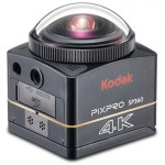 Kodak PixPro SP360-4K 360-degree Camera Announced