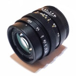 Mitakon Speedmaster 25mm f/0.95 Lens Officially Announced