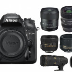 Best Lenses for Nikon D7200 DSLR Camera