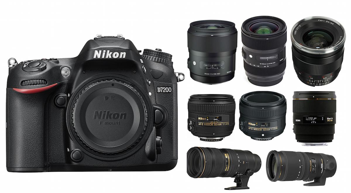 nikon-d7200-lenses