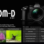 Videos Showing the Olympus E-M1 and E-M5II New Firmware Update Features