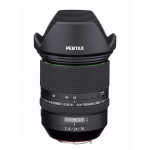 Pentax HD FA 24-70mm f/2.8 ED SDM WR Lens Specs and Image Leaked