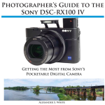 Photographer's Guide to the Sony DSC-RX100 IV