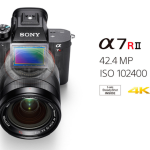 Sony A7RII Uncompressed 14-Bit RAW Firmware Update Coming in Mid-October