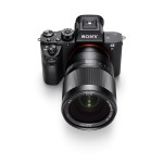 Sony A7SII Full-Frame Mirrorless Camera Officially Announced