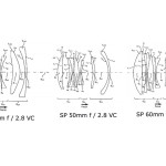 Tamron Patent for 28mm, 50mm and 60mm f/2.8 Lenses for Sony FE-mount