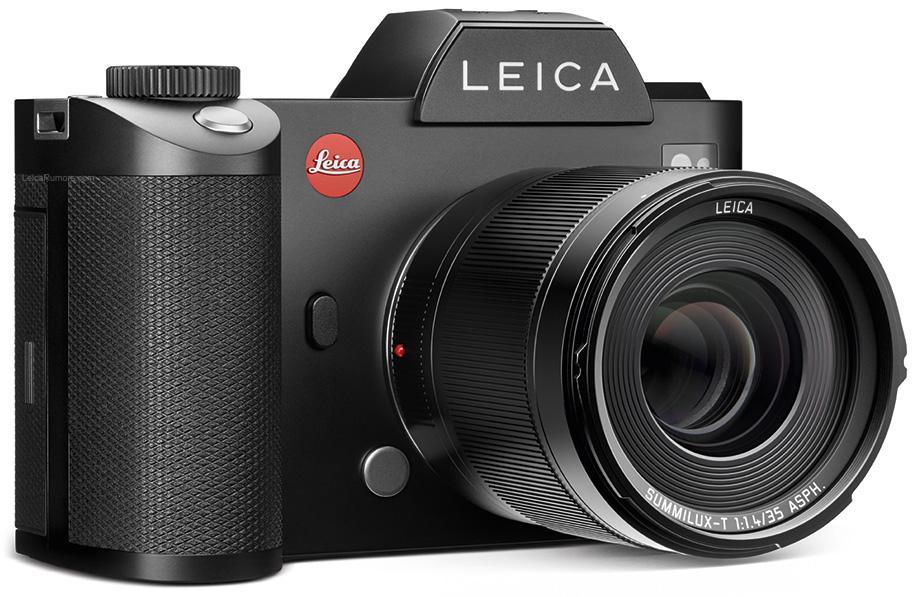 Leica-SL-Typ-601-mirrorless-full-frame-camera-35mm-f1.4-Summilux-SL-lens